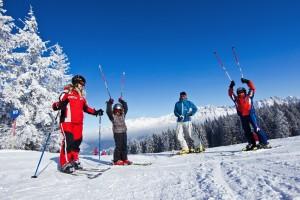 In der Skiwelt Wilder Kaiser-Brixental ist wirklich für jeden eine Piste dabei. Pistenvielfalt wie selten.