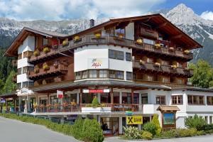 Das Hotel Alpin Scheffau. Das Hotel für die ganze Familie.
