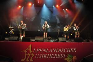 Die Stars der Volksmusik in der zweiten Woche des alpenländischen. Bild: (c) Travel Partner
