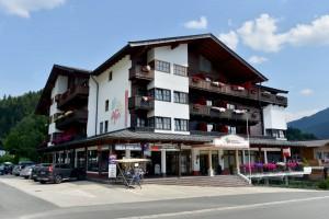 Das Hotel Alpin Scheffau verfügt über eine wunderbare Küche und Lage